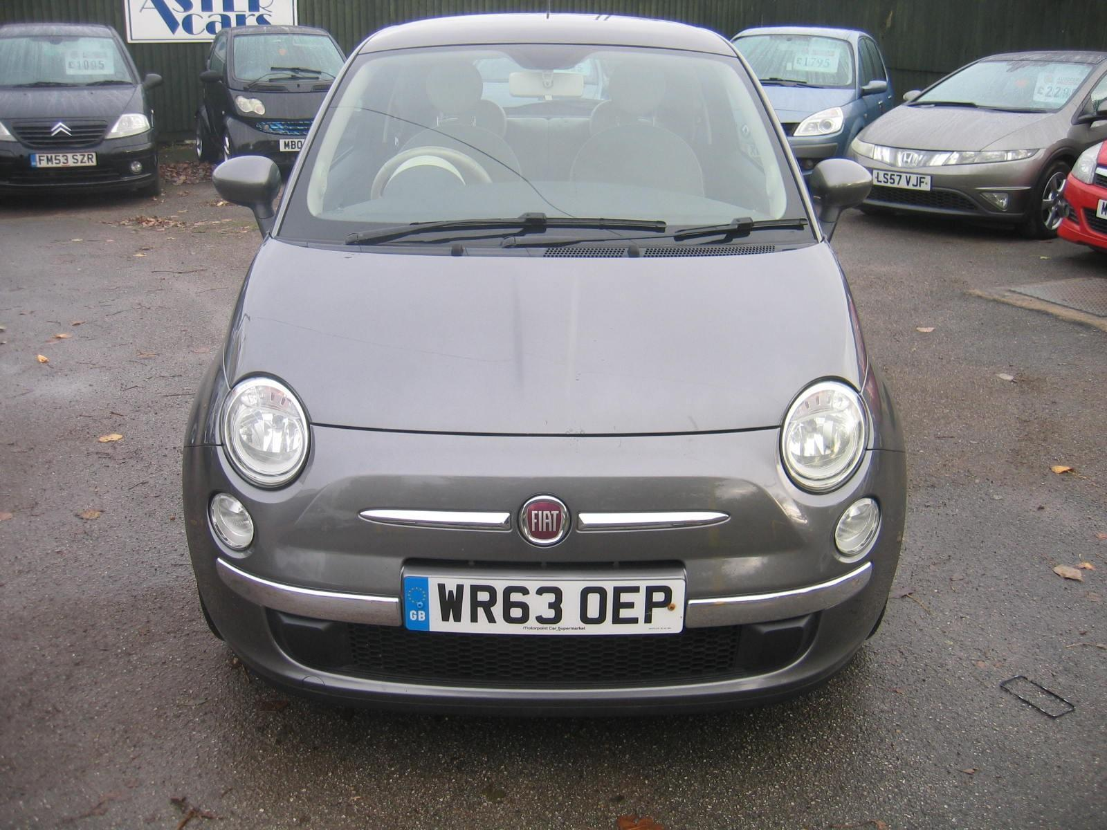 used fiat 500 1 2 lounge panoramic 30 road tax for sale peterborough aster cars. Black Bedroom Furniture Sets. Home Design Ideas